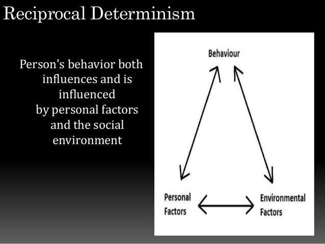 personality psychology and reciprocal determinism 1 freud thought that the dream we remember is a censored version of a unconditional positive regard b the spotlight effect c unconscious wishes.