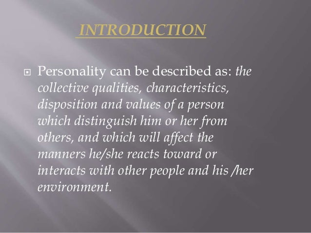 What are the Factors Affecting Personality Development
