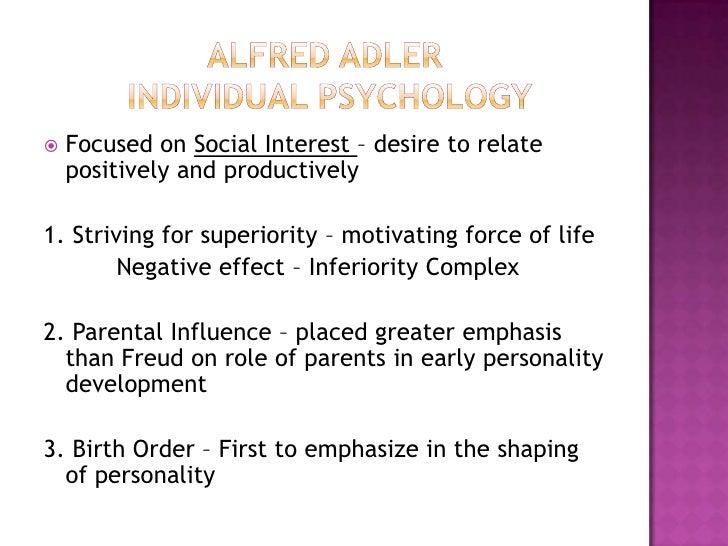Alfred Adler Critical Essays