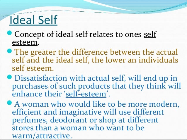 essays on self concept