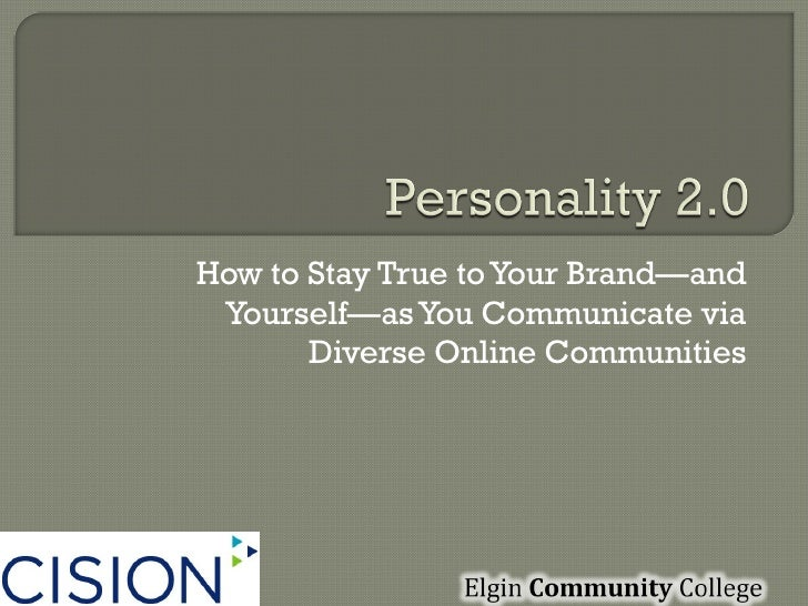 How to Stay True to Your Brand—and Yourself—as You Communicate via Diverse Online Communities