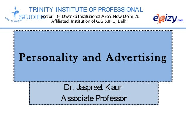 TRINITY INSTITUTE OF PROFESSIONAL STUDIESSector – 9, DwarkaInstitutional Area, New Delhi-75 Affiliated Institution of G.G....