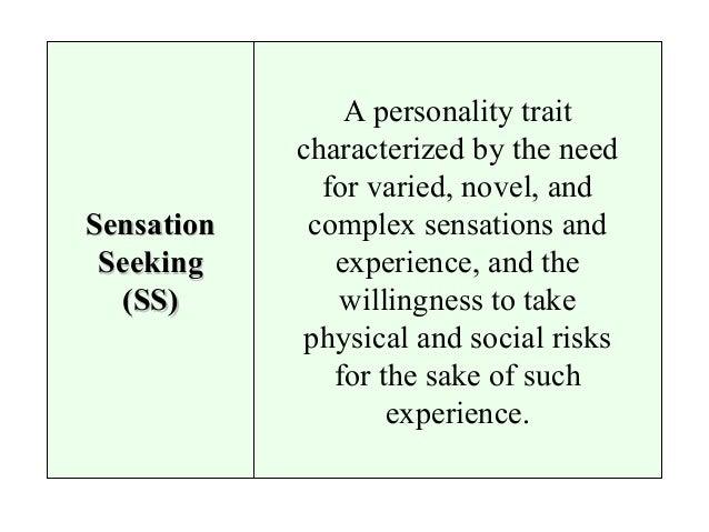 personality in consumer behaviour pdf