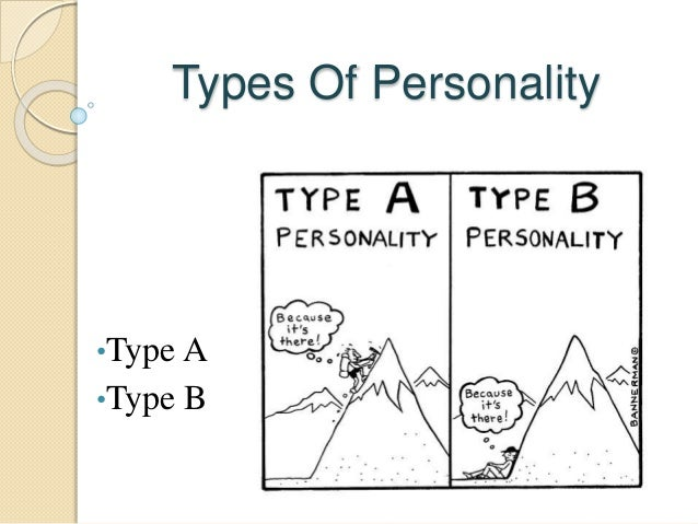 Personality type what a is a What Type