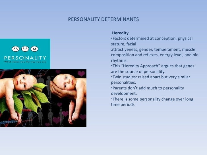 how heredity and environment shap us Human disease: heredity and environment  you can make it easier for us to review and, hopefully, publish your contribution by keeping a few points in mind.