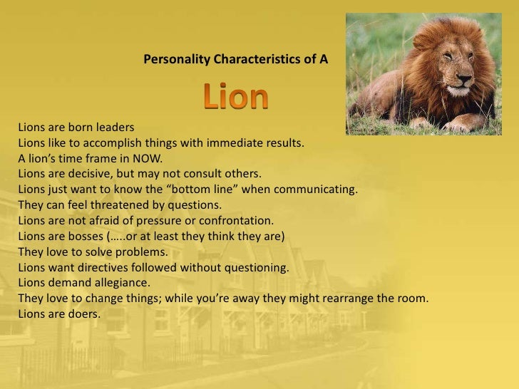 Lion Facts: 20 Interesting Facts About Lions