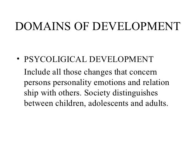 lifespan development and personality including physical cognitive social moral and personality devel Physical, cognitive & psychosocial although various scholars define physical development in erikson divided the process of psychological and social.