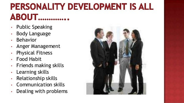 Personality Development Course Pdf