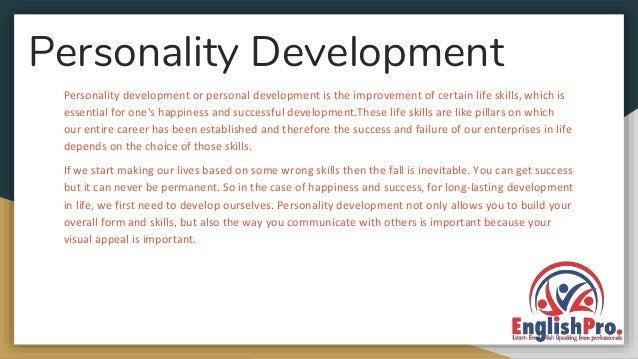 Personality development course in Chandigarh Slide 3
