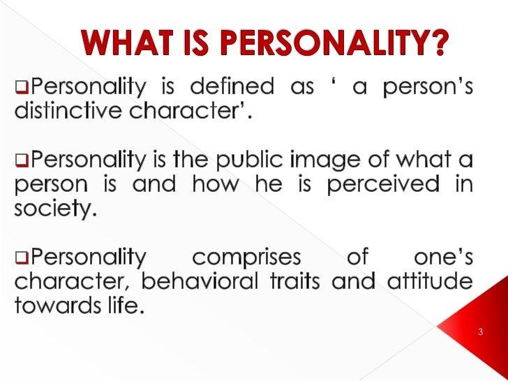Personality development avi Slide 3
