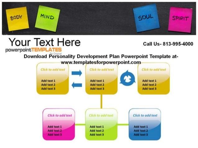 Download Personality Development Plan Powerpoint Template – Personality Development Plan