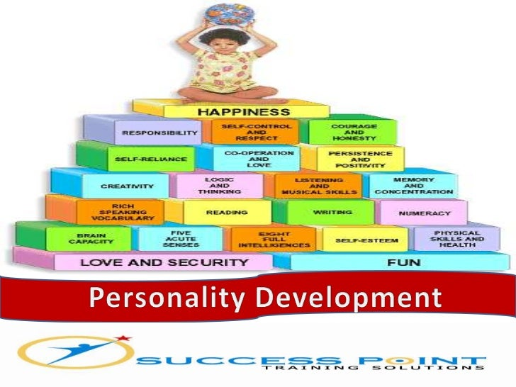An analysis of the development of my personality