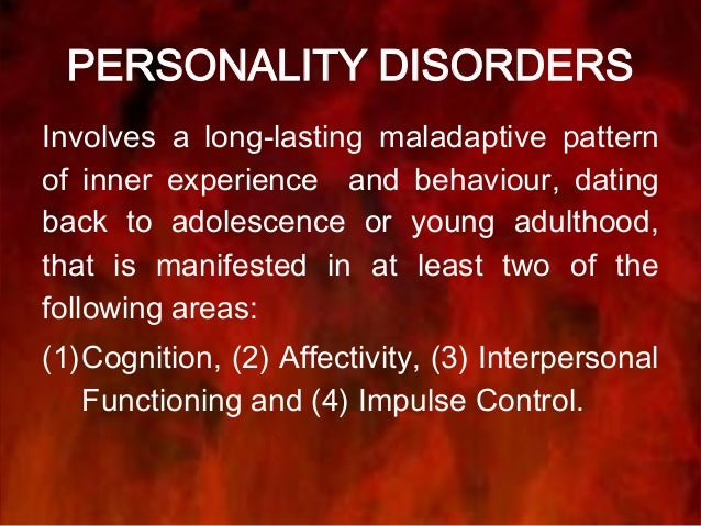 Avoidant personality disorder dating site 8
