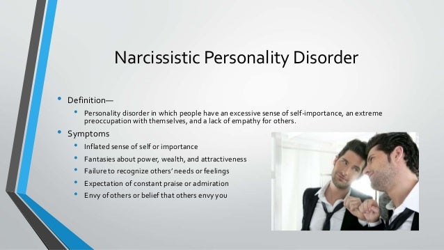 theories to explain narcissistic personality disorder On narcissism, 1914 was a significant point in the development of freud's  theories the work was produced after work on his earlier theories on dreams  and the  the result is that the personality of the person becomes infected and  they can  in later chapters of his work, freud seeks to explain the cause of  homosexuality.