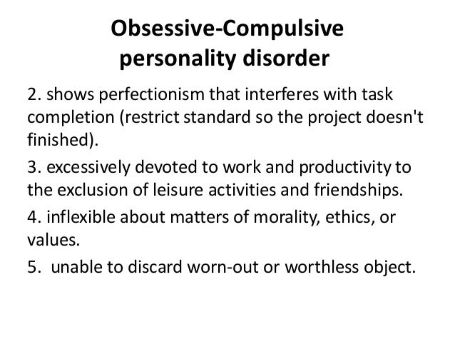 Personality disorders - Symptoms and causes - Mayo Clinic
