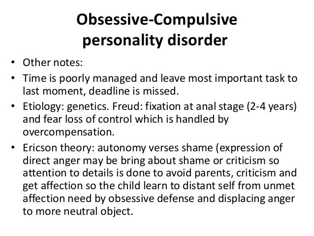 Disorders Related to (and sometimes confused with) OCD