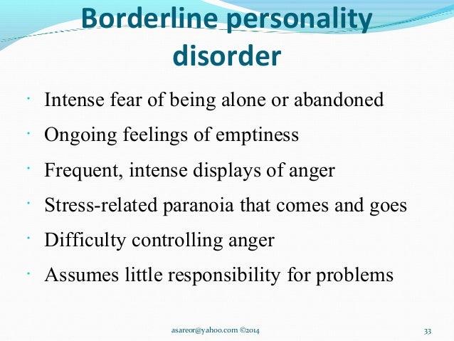 Attention seeking disorder yahoo dating 6