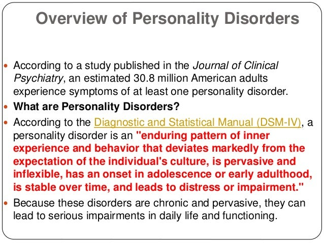 an overview of the echo personality disorder Narcissistic personality disorder (npd) is defined by the fourth edition text revision of the diagnostic and statistical manual of mental disorders ( dsm-iv- tr , a handbook that havelock ellis, a british psychologist , first used the story of echo and narcissus in 1898 as a capsule summary of pathological self- absorption.