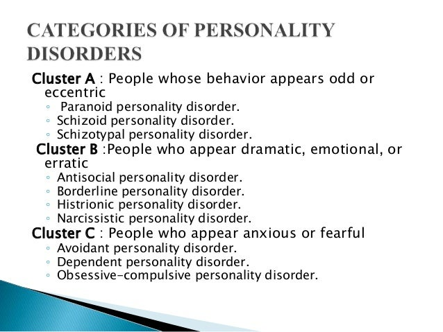 About Avoidant (Anxious) Personality Disorder (#1 ...