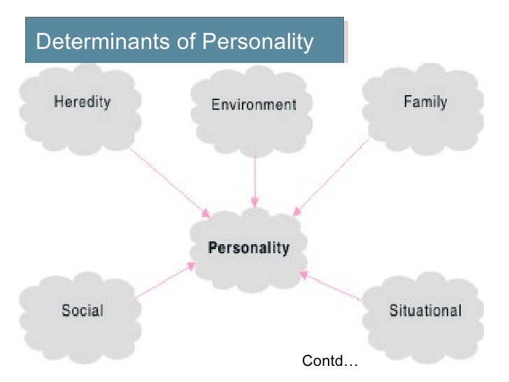 personality determinants Therefore, hypothesis 3 was confirmed for both men and women, thereby contributing new knowledge to the literature about determinants of ei, in particular, by highlighting the role of self-regulation, a personality trait that few researchers have investigated to date.