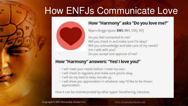 Enfj relationship compatibility