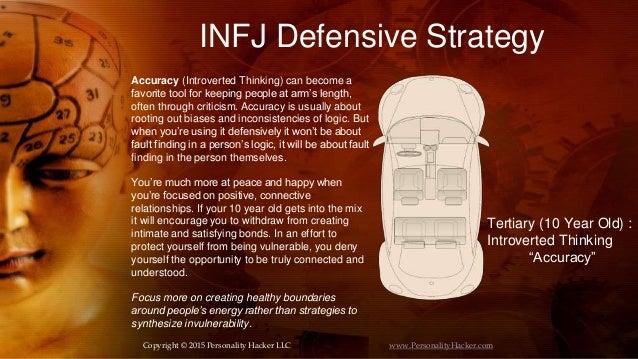 INFJ Personality Type (Perspectives/Harmony)