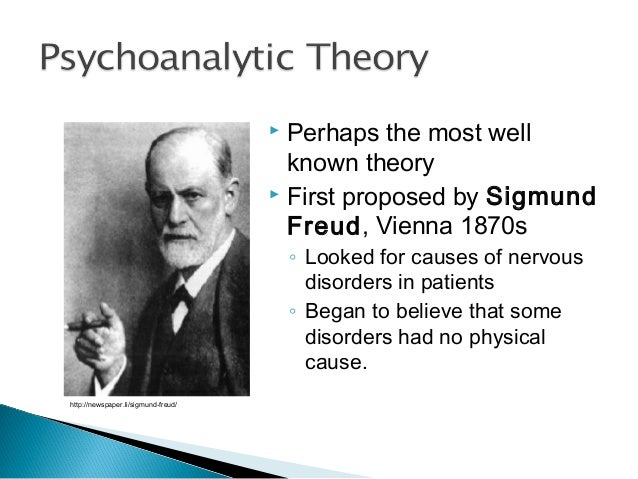 PERSONALITY THEORY - PowerPoint PPT Presentation