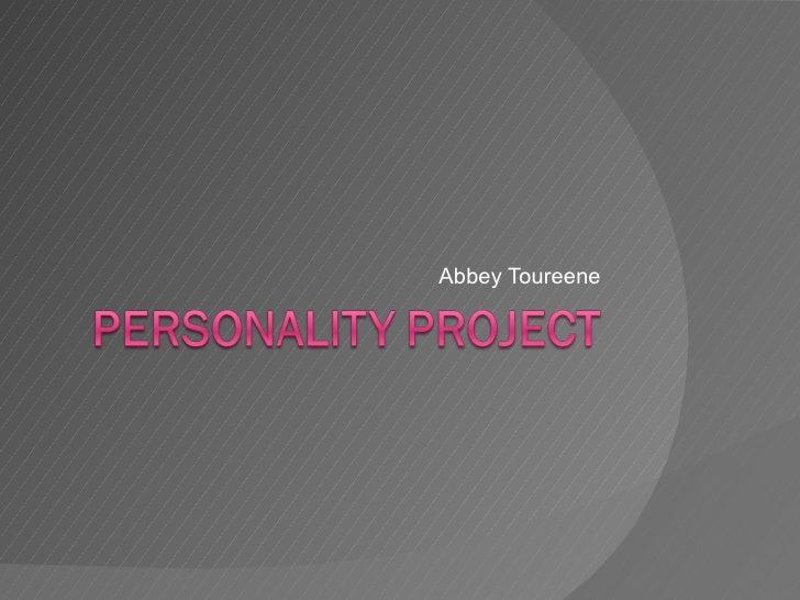Abbey Toureene