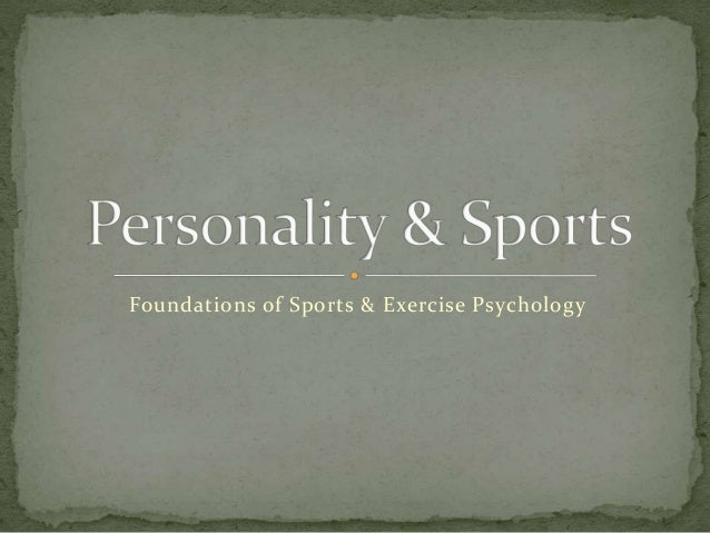 Personality & sports on biological views, sociocultural views, psychology and world views, mechanical views,