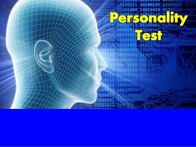 Personality testing is very helpful Tells us about a person's coping in general with stress and life, Tells us about how...