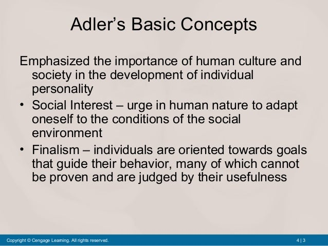 alfred adler paper