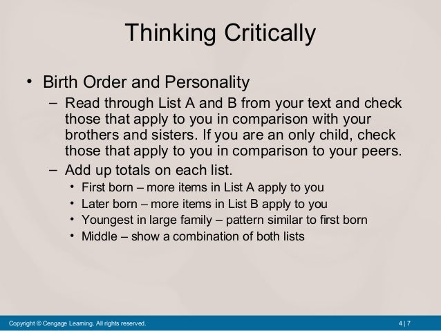 Personality theory ppt ch04 adler individual psychology