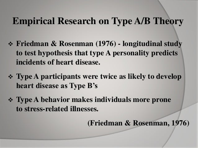 type a and b personality At some point in your adult life, you've probably come across the question are you type a or type b that's because it's a common question that teachers and employers use to help give them an idea of what kind of student or worker you are and wher.