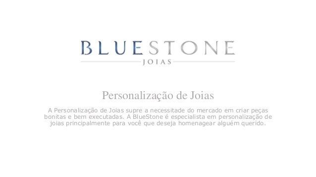 Personalização de Joias A Personalização de Joias supre a necessitade do mercado em criar peças bonitas e bem executadas. ...