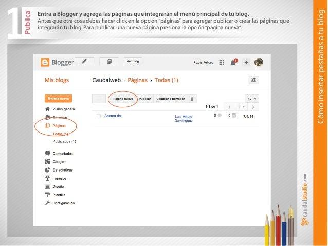 Personalizar el fondo de blogger
