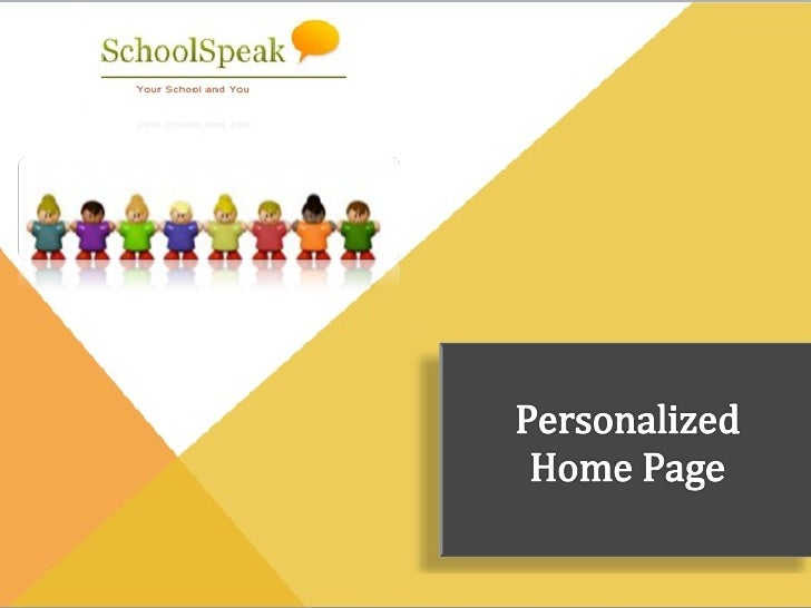 SchoolSpeak SchoolSpeak is a holistic and simple to useweb based school management solution built solely for Elementary an...