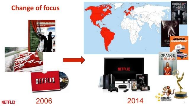 5  Change of focus  2006 2014