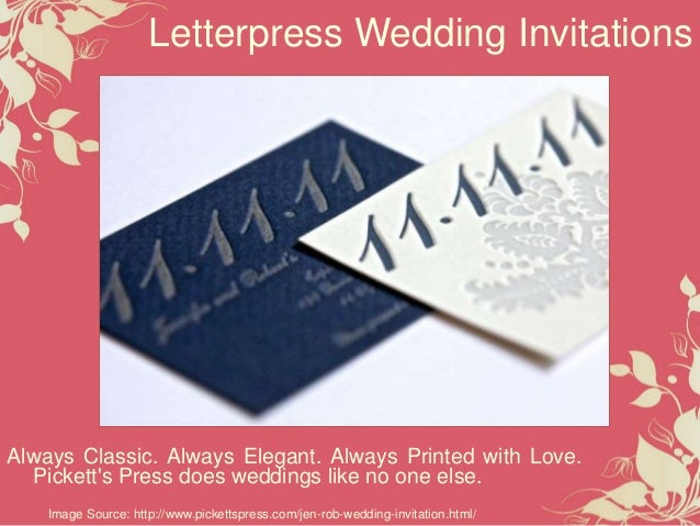 Personalized Your Wedding