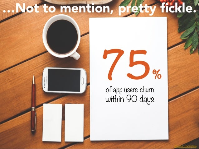 8 Ways to Personalize Your App (in Under 30 Minutes) Slide 3