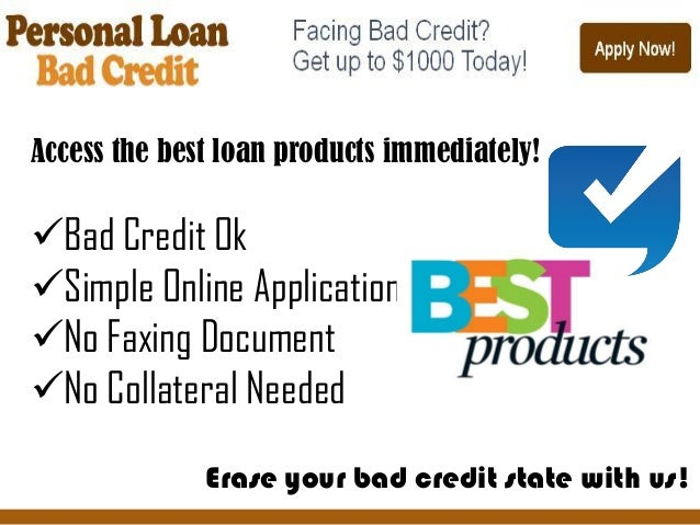 Personal Loan Bad Credit- Quick Funds Knocking Your Door!