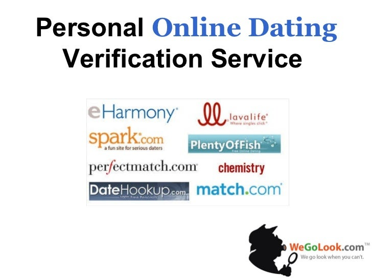 Dating site verification