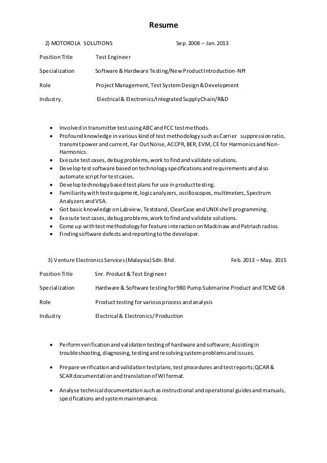 Sachin   Yrs Telecom Ba Pmp Resume Example Resume And Cover Letter   ipnodns ru