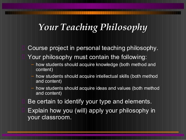 teachers and their personal values on Personal growth: your values, your life but one might assume that the investment banker values money, while the teacher values education and helping children they never questioned their values and simply bought into them early in their lives and created their life around those values.