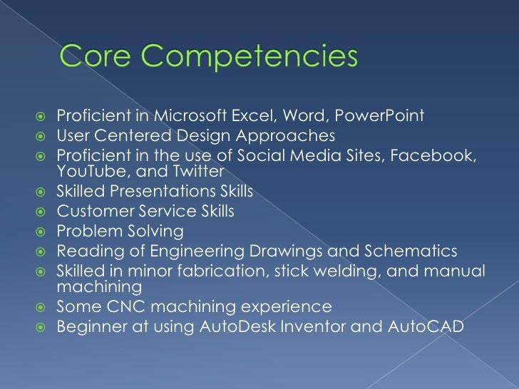 mcdonalds core competencies A mission statement is a statement of the company's purpose a mission statement is a logical vantage point from which to look down the road.