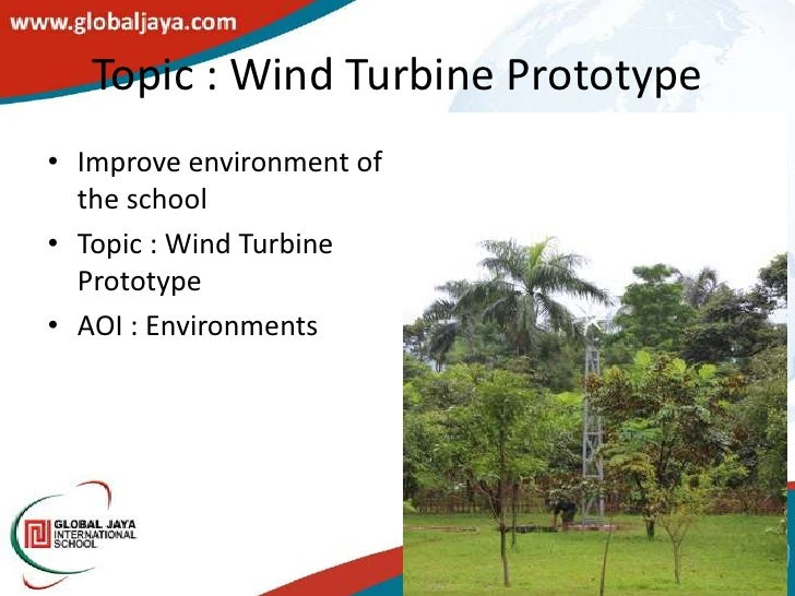 topics related to environment for project