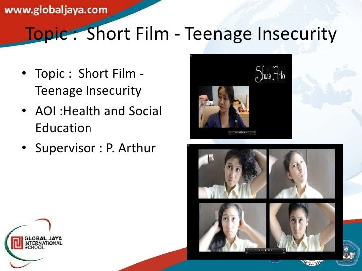 teenage insecurities essay Here given is a professionally-written essay sample on the topic of teenage bullying feel free to read this plagiarism free paper at your convenience.