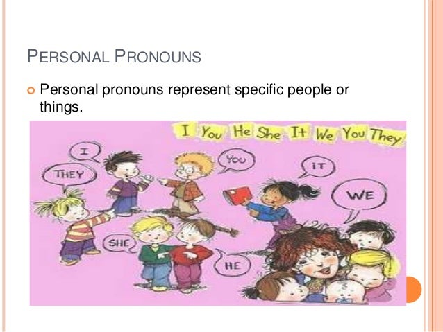 how to teach possessive pronouns