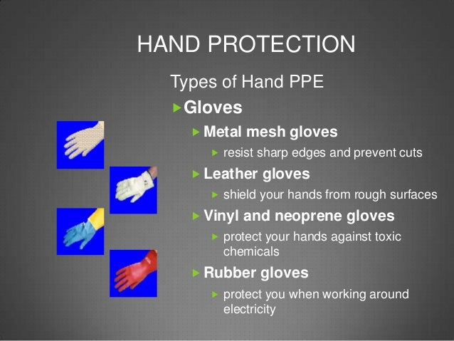 Personal Protective Equipment What S It All About