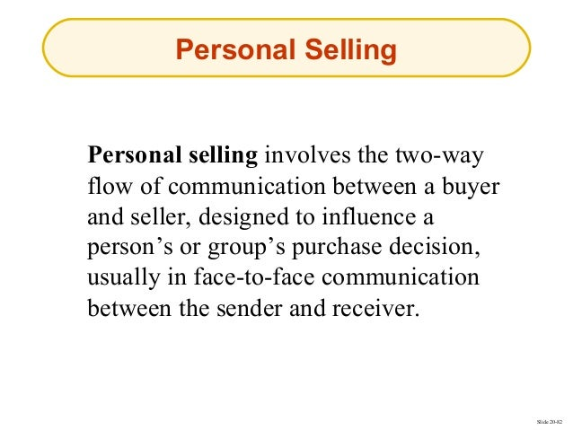 sales and personal selling Sale promotion are typically used by marketing managers as a tactical tool in order to increase sales and give consumers.