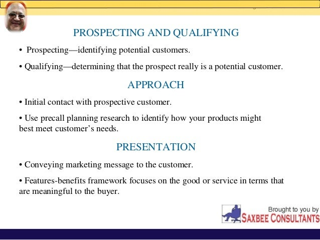 personal selling and sales promotion Personal selling and sales promotion summary personal selling is the process of informing customers and persuading them to purchase products through paid personal communication in an exchange situation.
